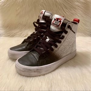 Adidas Limited Edition High Tops